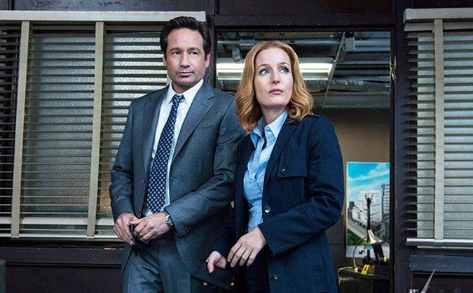 the x-files renacimiento scully mulder
