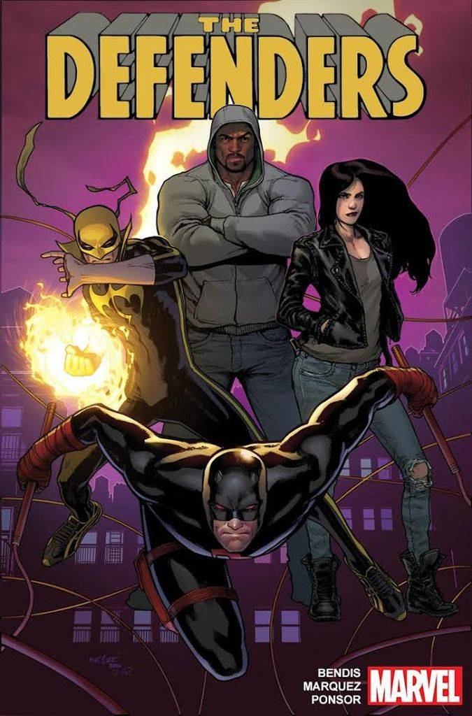 the defenders comic marvel