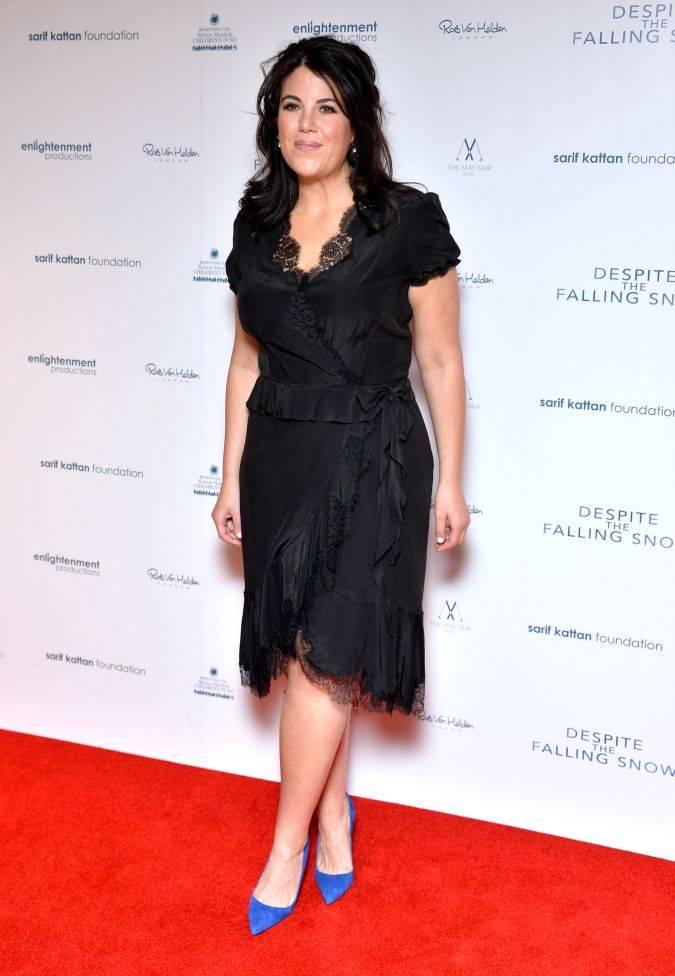 Monica Lewinsky 2016