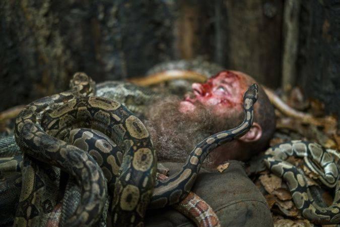 vikings ragnar muerte