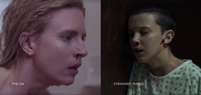 the oa stranger things