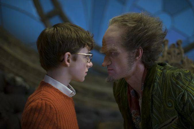 a series of unfortunate events klaud baudelaire conde olaf