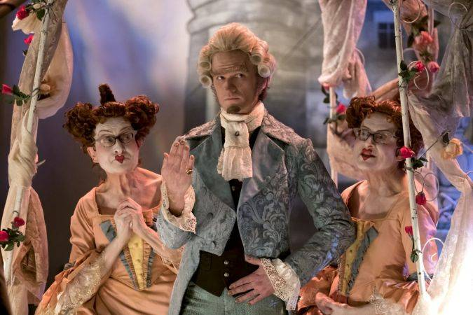 a series of unfortunate events neil patrick harris conde olaf