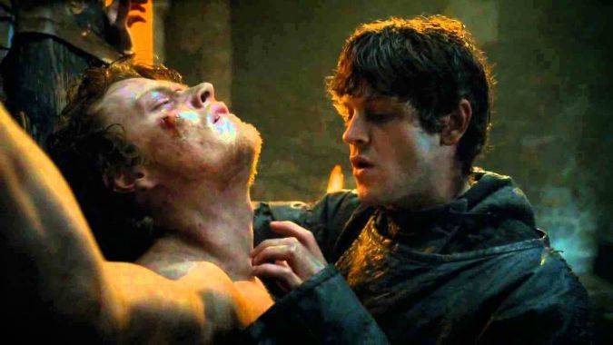 game of thrones ramsay bolton theo grejoy