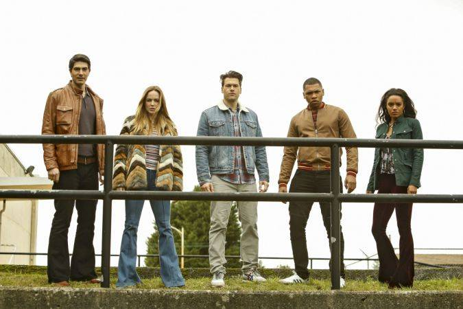 legends of tomorrow 2x09 leyendas del mañana