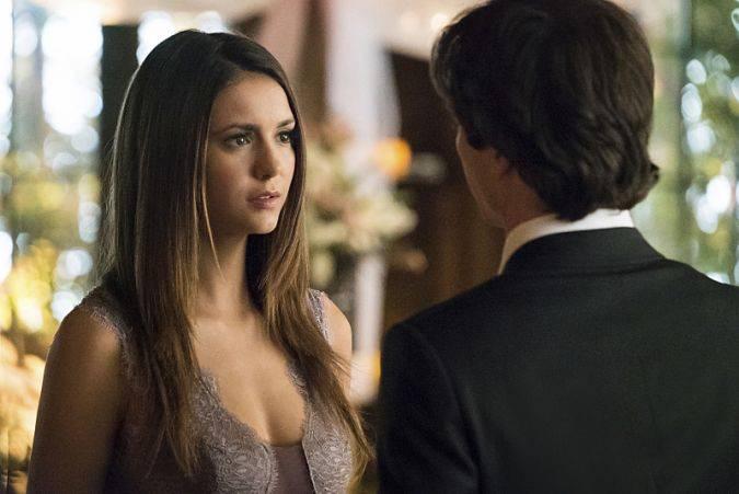 The Vampire Diaries Nina Dobrev Anuncia Su Retorno Como