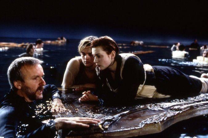 titanic director james cameron rose jack