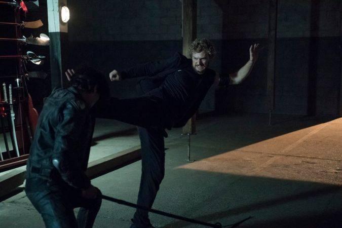 iron fist trailer danny rand pelea
