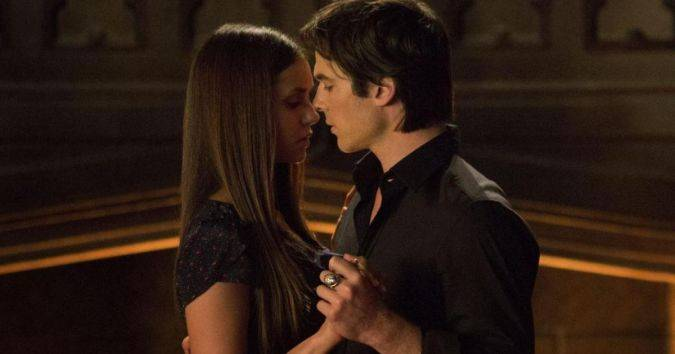 The Vampire Diaries The cw