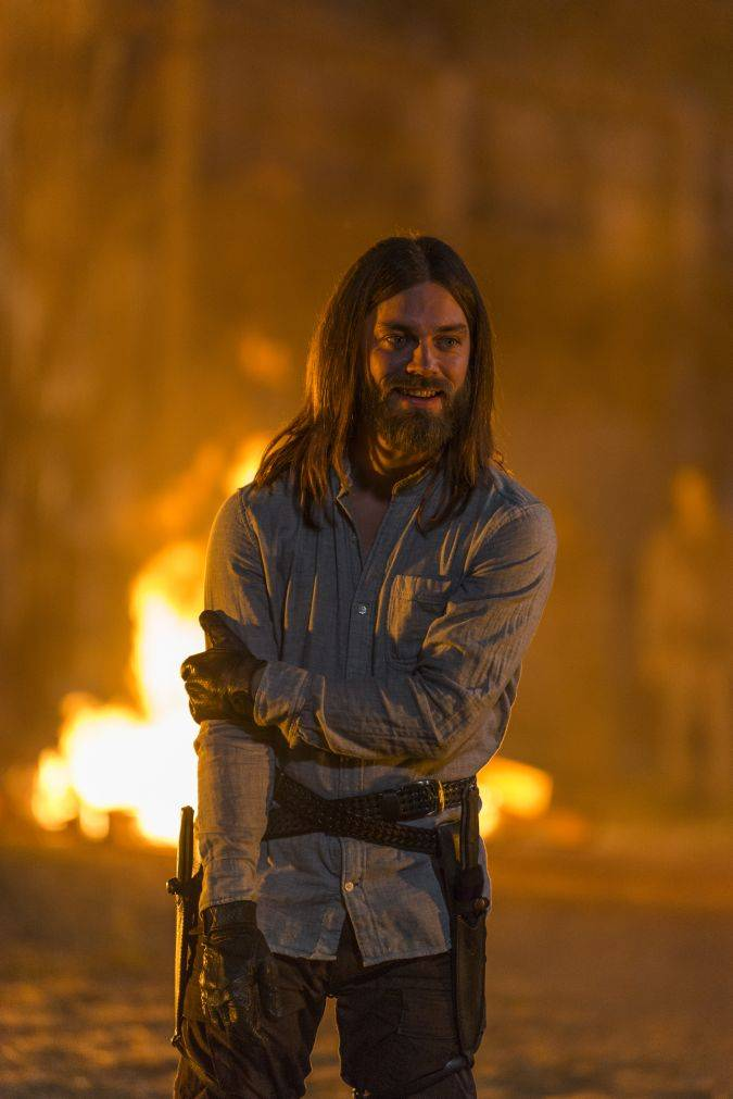 the walking dead jesus tom payne