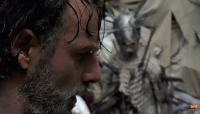 the walking dead 7x10 rick walker