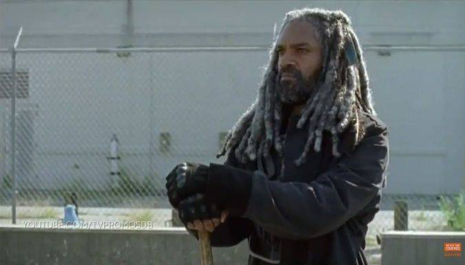 the walking dead 7x10 ezekiel rey