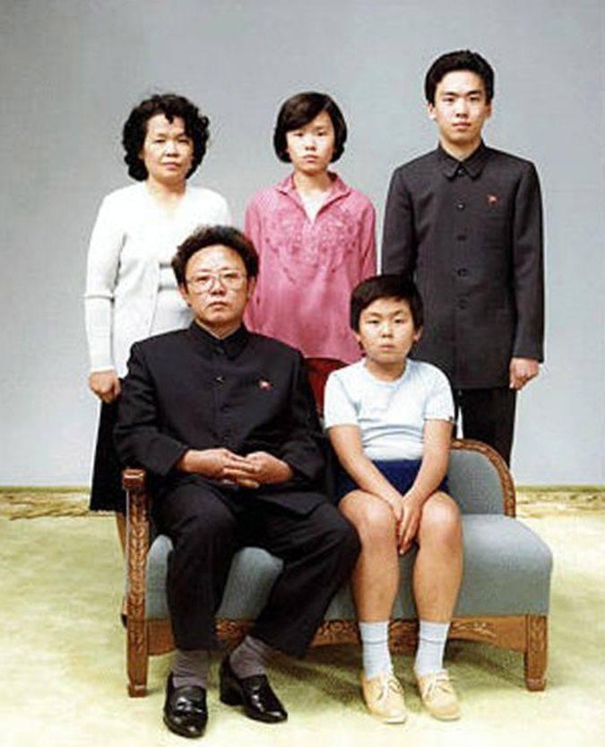 Kim Jong-nam hijo Kim Jong-il