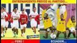 MEMES: Hinchas peruanos se burlan de los jugadores de Ecuador - Noticias de perú vs ecuador