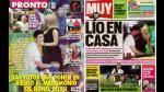 Lionel Messi: ¿Las fotos de su 'ampay' publicadas en Argentina son falsas? - Noticias de miguel morenatti