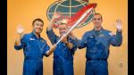 Antorcha olímpica llega a la Estación Espacial Internacional - Noticias de estacion espacial internacional