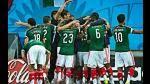 México 1-0 Camerún: Todo sobre el triunfo del 'Tri' con gol de Peralta en Brasil 2014 - Noticias de volker finke