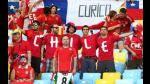 Brasil 2014: ¿La FIFA sancionará a Chile? - Noticias de españa vs chile