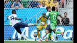 Francia vs Nigeria: Entrenador africano habló fuerte contra el arbitraje - Noticias de emmanuel emenike