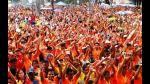 [FOTOS] Inés Melchor y su triunfo en la media maratón de Palmira en Colombia - Noticias de huancavelica