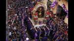 Señor de los Milagros realiza hoy su primera procesión - Noticias de huancavelica