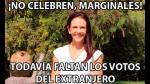 [MEMES] Madeleine Osterling y su derrota en San Isidro - Noticias de elecciones 2014