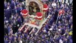 Arequipa: Señor de los Milagros saldrá este martes en sexta y última procesión - Noticias de san camilo