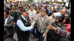 Emporio de Gamarra quedará libre de ambulantes el 15 de noviembre - Noticias de avenida aviación