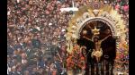 Señor de los Milagros sale en cuarta procesión del mes - Noticias de huancavelica