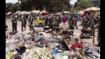 ¿Por qué hay soldados recogiendo basura de calles de Chiclayo? - Noticias de chiclayo