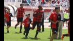 Torneo Clausura: Melgar venció 2-1 a San Simón y se mete en pelea por título - Noticias de san simón de moquegua