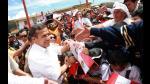 Ollanta Humala destaca que proyecto Olmos reducirá desigualdad en Lambayeque - Noticias de cecilia taít