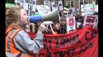 Londres: Universitarios se enfrentan a policía por recortes en la educación - Noticias de russell brand