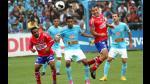 Unión Comercio sorprendió y venció 3-2 a Sporting Cristal en su casa - Noticias de sporting cristal vs utc