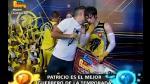 Esto es guerra: Patricio Parodi es el mejor guerrero de la temporada - Noticias de gino assereto