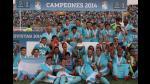 Fiesta celeste: Sporting Cristal celebra como nuevo campeón del fútbol peruano   FOTOS - Noticias de chiclayo