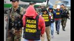 Dirandro: 27 policías procesados por vínculos con narcotráfico - Noticias de polícia antidrogas