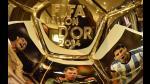 Cristiano Ronaldo y Messi comandan once ideal FIFA 2014 - Noticias de barcelona 2014