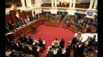 Pleno del Congreso debatirá seis proyectos de la Ley Laboral Juvenil - Noticias de ana maria solorzano