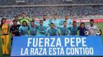 Noche de la Raza Celeste: Sporting Cristal empató 2-2 contra LDU - Noticias de rosario almenara