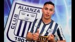 Alianza Lima presentó a Jean Deza como su nuevo refuerzo - Noticias de jean deza