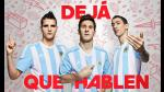 Argentina presentó la camiseta que usará en Copa América 2015 | FOTOS - Noticias de mundial brasil 2014