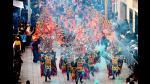Virgen de la Candelaria: Comparsas recorren calles de Puno - Noticias de trajes típicos