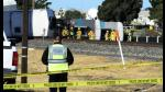 Al menos 30 heridos por accidente ferroviario en Los Ángeles | FOTOS Y VIDEO - Noticias de choque múltiple