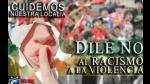 YouTube: Cienciano impulsa campaña contra racismo en fútbol peruano - Noticias de racismo