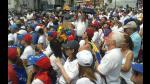 Venezuela: Mujeres rechazan armas en protestas contra Nicolás Maduro - Noticias de maria corina machado