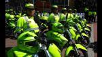 Colombia: Más de 180 mil policías darán seguridad en Semana Santa - Noticias de la arena
