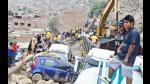 Chosica: Castañeda afirma que coordinará con Vivienda posible reubicación de damnificados - Noticias de santa eulalia