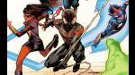 Marvel: Estos son los superhéroes de 'All-New All-Different Avengers' - Noticias de ms. marvel