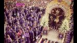 Semana Santa: Conoce las procesiones y actividades religiosas en Lima - Noticias de senor de los milagros